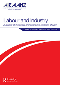 Labour and Industri forside